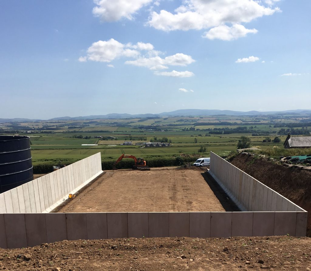 Craven Wall Silage Panels